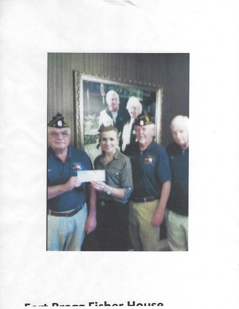 American Legion Post Fort Bragg Fisher House 1-2